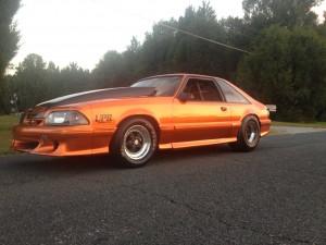 Paul Alfeo - NMRA Renegade and Ultimate Street Mustang
